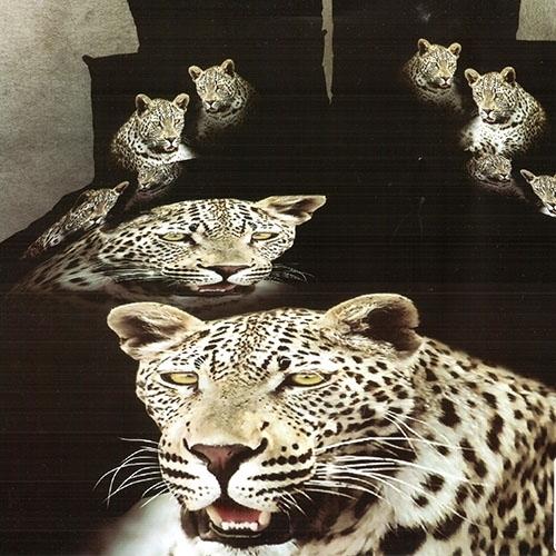 3D patalynes komplektas ''Tigras Karalius'', 3 dalių, 200x220 cm Paveikslėlis 1 iš 1 30115700169