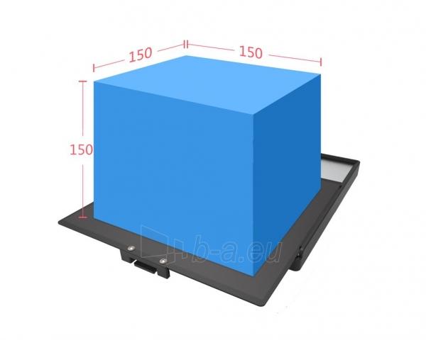 3D spausdintuvas FlashForge Adventurer 3 Paveikslėlis 8 iš 9 310820144545