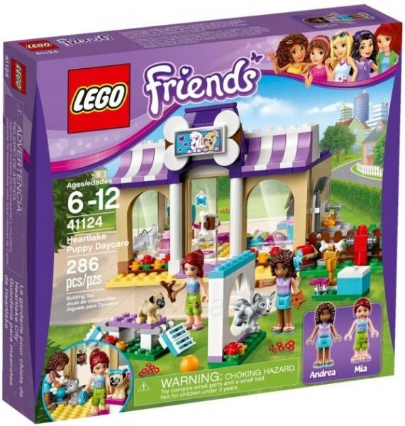 41124 LEGO Friends šunų darželis, 6-12 m. Paveikslėlis 1 iš 1 310820048256