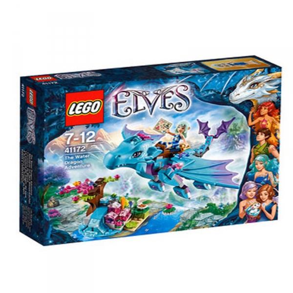 41172 LEGO Elves Nuotykių vandens drakonas, 7-12 m. NEW 2016! Paveikslėlis 1 iš 1 310820048169