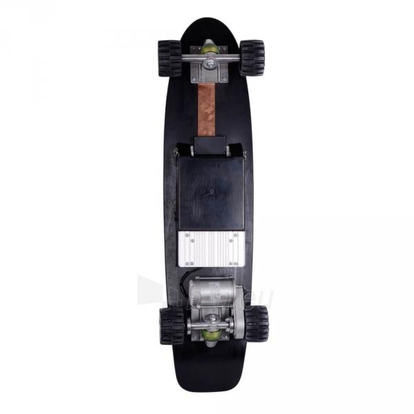 44 Elektrinė riedlentė / logbordas su valdymo pulteliu Skatey 400 BlackOrange Paveikslėlis 8 iš 12 310820175668