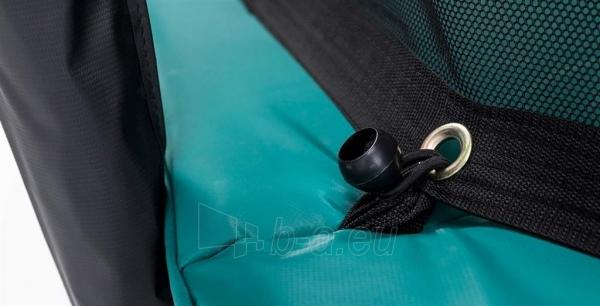 470x310cm Batutas su apsauginiu tinklu BERG Grand Champion Deluxe Green (iki 600kg) Paveikslėlis 4 iš 8 310820176353