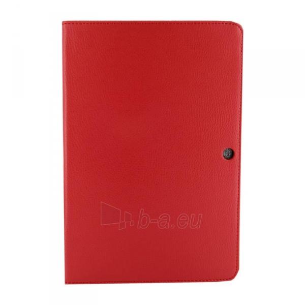 4World dėklas-stovas skirtas Galaxy Tab 2, Folded Case, 10, raudonas Paveikslėlis 4 iš 5 310820014264