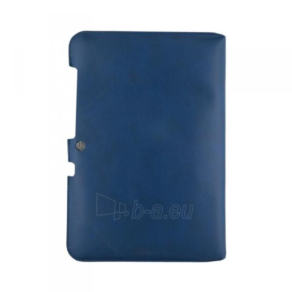4World dėklas-stovas skirtas Galaxy Tab 2, plonas, 4-Fold Slim, 10, mėlynas Paveikslėlis 4 iš 5 310820014268