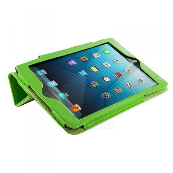 4World dėklas-stovas skirtas iPad Mini, Folded Case, 7, žalias Paveikslėlis 2 iš 5 310820014275