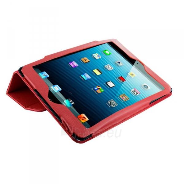 4World dėklas-stovas skirtas iPad Mini2, Folded Case, 7, raudonas Paveikslėlis 2 iš 5 310820014273