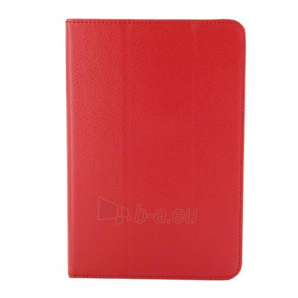 4World dėklas-stovas skirtas iPad Mini2, Folded Case, 7, raudonas Paveikslėlis 3 iš 5 310820014273