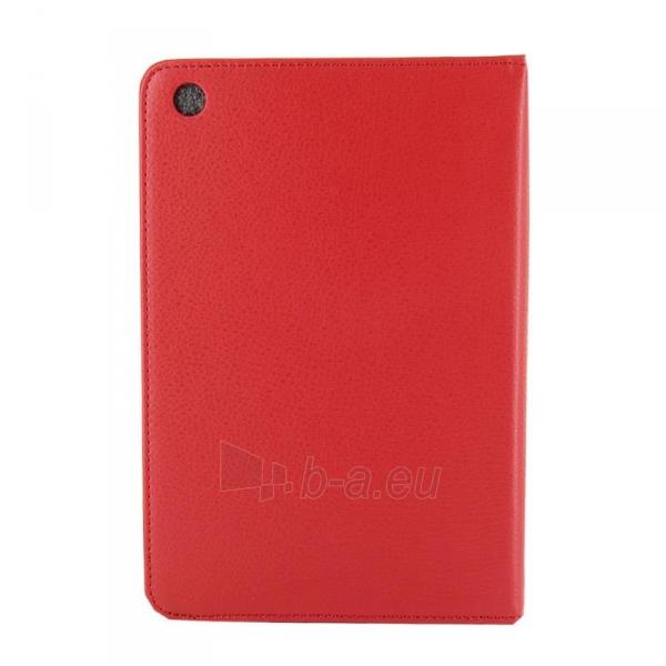 4World dėklas-stovas skirtas iPad Mini2, Folded Case, 7, raudonas Paveikslėlis 4 iš 5 310820014273
