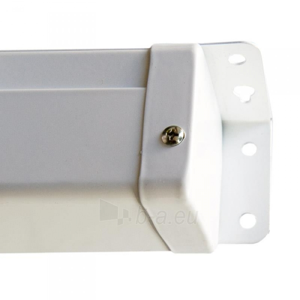 4World Elektrinis projektoriaus ekranas, switch, 221x124 (16:9) Matt White Paveikslėlis 2 iš 8 250224001019
