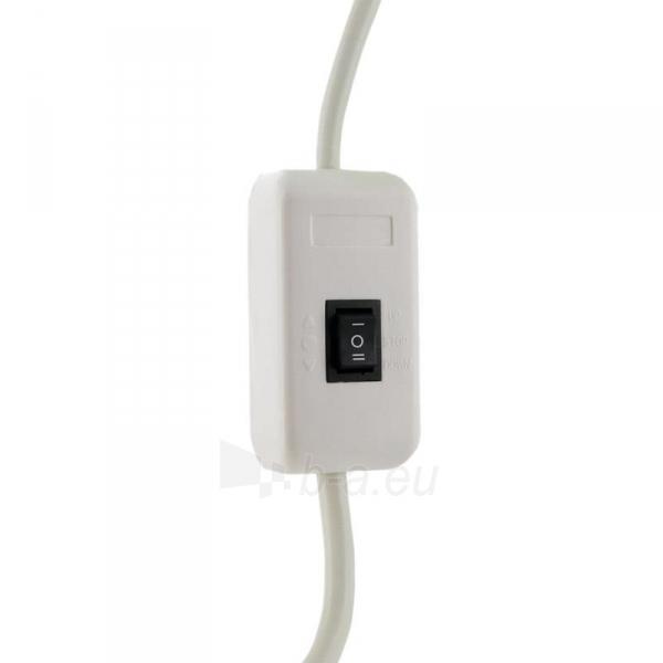 4World Elektrinis projektoriaus ekranas, switch, 221x124 (16:9) Matt White Paveikslėlis 3 iš 8 250224001019