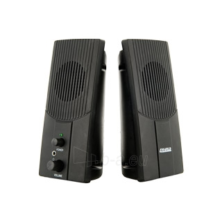 4World Kolonėlės 2.0 Stereo Power Sound Paveikslėlis 4 iš 5 250255800499