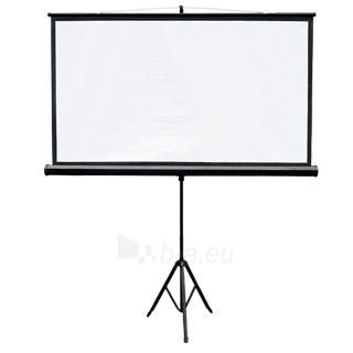 4World Pastatomas projektoriaus ekranas 159x90 (72, 16:9) Matt White Paveikslėlis 1 iš 7 250224001021