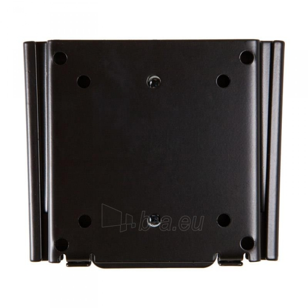 4World sieninis laikiklis LCD15-22pasukamas/palenkiamas TV svoris iki 30kg BLK Paveikslėlis 2 iš 5 250226200519