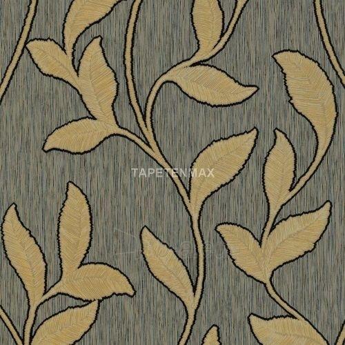 53953 SUPROFIL SELECTION 53 cm tapetai, rudi su gėlėmis Paveikslėlis 1 iš 1 237712000494