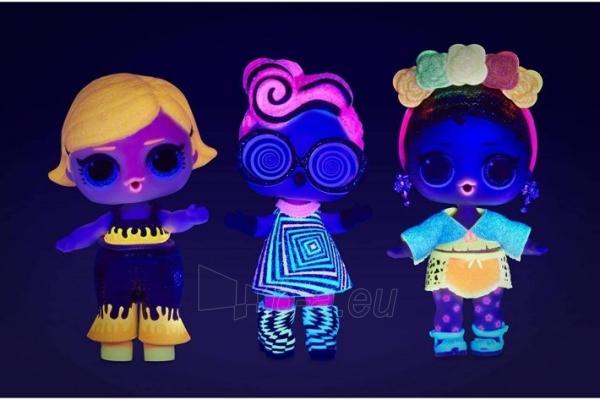 564836 L.O.L. Surprise! Collectable Fashion Dolls - With 8 MGA Paveikslėlis 5 iš 6 310820245917