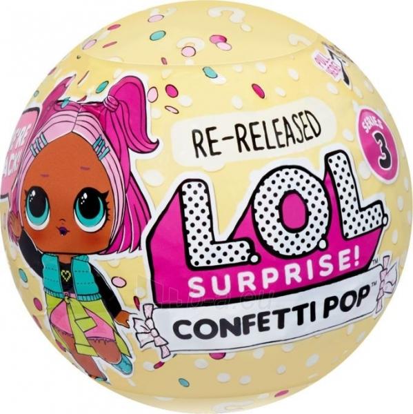 571957 L.O.L. Surprise Confetti OMG LOL Paveikslėlis 2 iš 6 310820252890