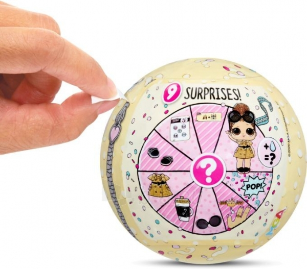 571957 L.O.L. Surprise Confetti OMG LOL Paveikslėlis 6 iš 6 310820252890