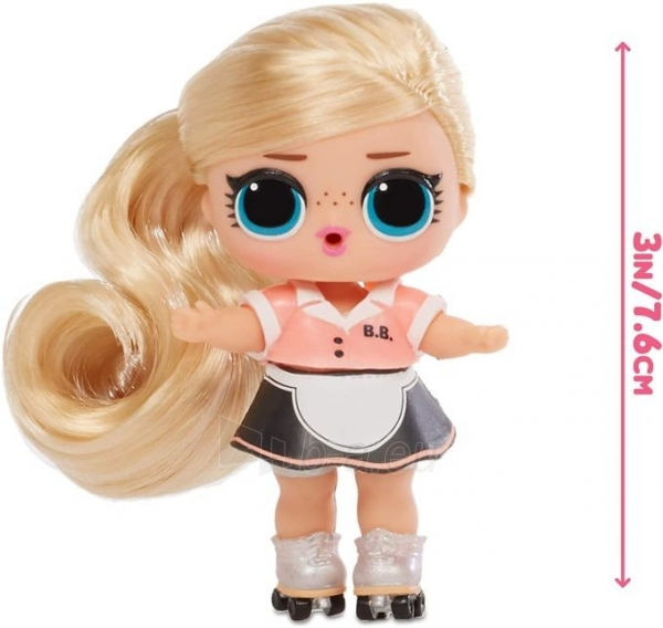 572657 LOL Surprise Hairgoals Series 2 - 15 Surprises Inside OMG L.O.L. Paveikslėlis 6 iš 6 310820252892