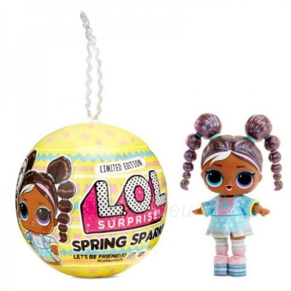 574460 L O L Surprise! Limited Edition Spring Sparkle L.O.L OMG Paveikslėlis 5 iš 6 310820252898