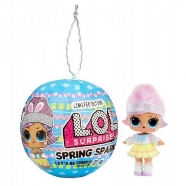574477 L O L Surprise! Limited Edition Spring Sparkle L.O.L OMG Paveikslėlis 1 iš 6 310820252897