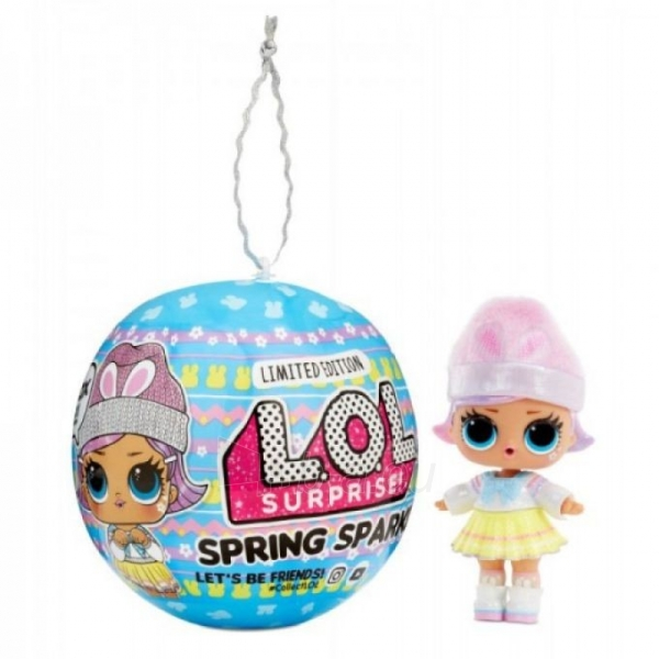 574477 L O L Surprise! Limited Edition Spring Sparkle L.O.L OMG Paveikslėlis 5 iš 6 310820252897