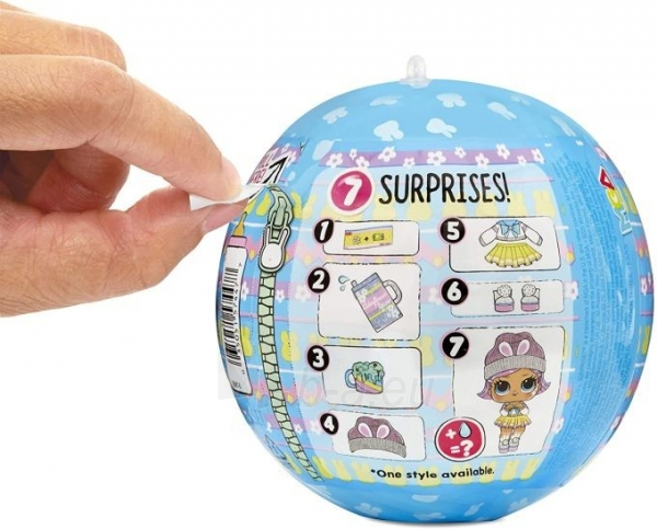 574477 L O L Surprise! Limited Edition Spring Sparkle L.O.L OMG Paveikslėlis 6 iš 6 310820252897