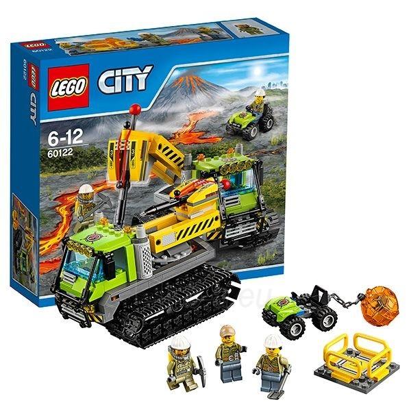 60122 LEGO City ugnikalnio tyrinėtojai, 6-12 m. Paveikslėlis 1 iš 1 310820048273