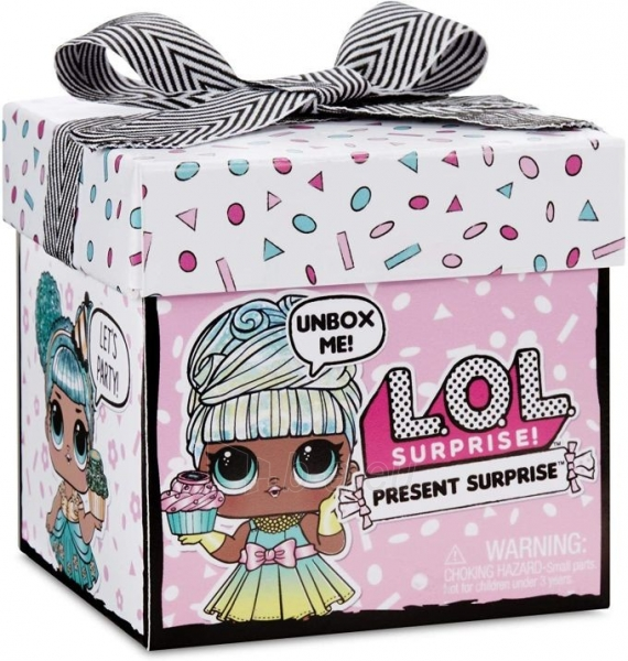 670660 L.O.L. Surprise! Collectable Fashion Dolls for Girls Paveikslėlis 2 iš 3 310820245920