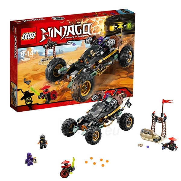70589 Lego Ninjago Paveikslėlis 1 iš 1 310820048328