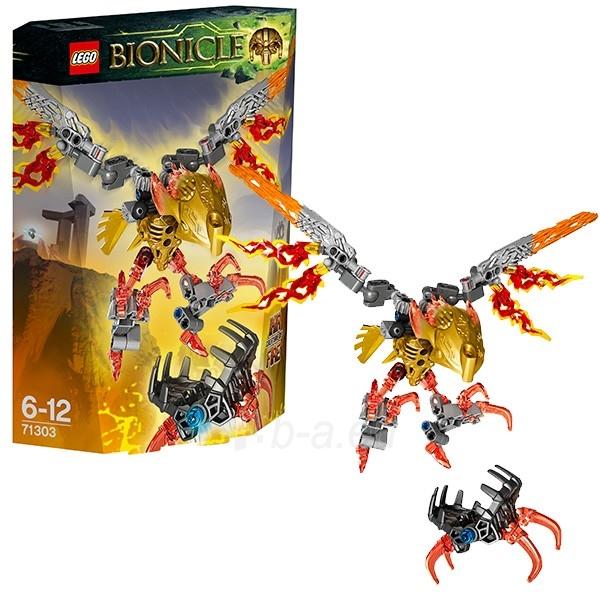 71303 LEGO Bionicle Ikir, ugnies gyvūnas, 6-12 m. Paveikslėlis 1 iš 1 310820048173