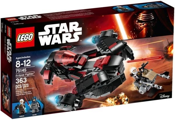 75145 LEGO Star Wars erdvėlaivis, 8-12 m. Paveikslėlis 1 iš 1 310820048283