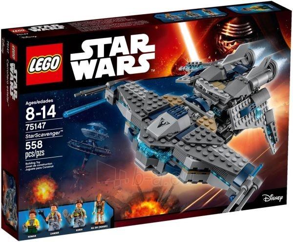 75147 LEGO Star Wars konstruktorius, 8-14 m. Paveikslėlis 1 iš 1 310820048284