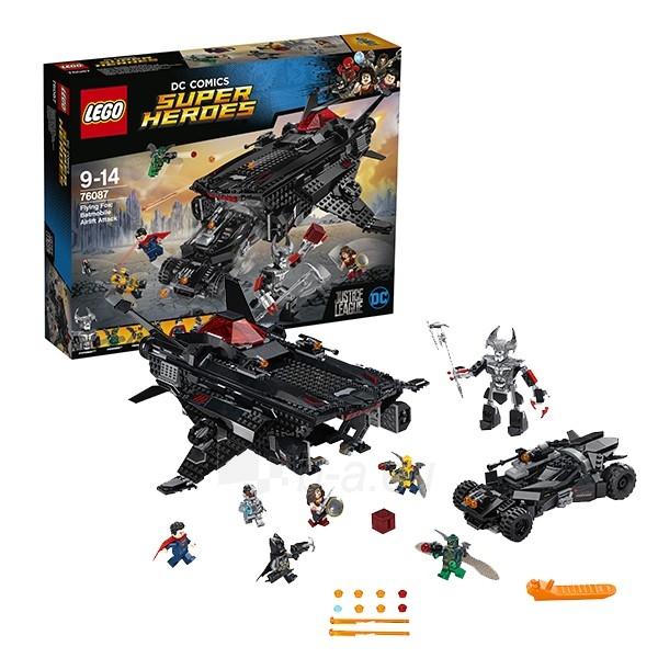 76087 LEGO® Super Heroes Teisingumo lyga, ataka iš oro, 9-14 m. NEW 2017! Paveikslėlis 1 iš 1 310820117293