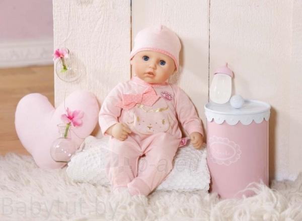 794449 lėlė my first BABY ANNABELL su buteliuku 36 см, ZAPF CREATION Paveikslėlis 1 iš 6 310820022723