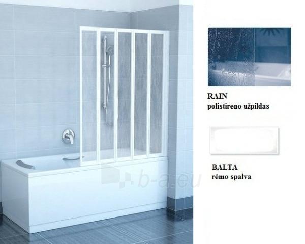 794E010041 VS5 RAIN, vonios sienelė Paveikslėlis 1 iš 1 270717001220