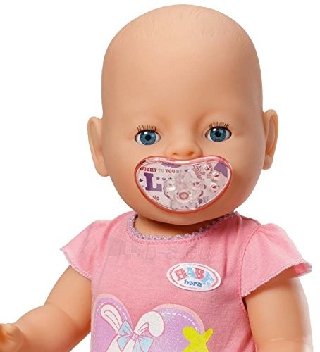 819647 Соска для куклы Baby Born Zapf Creation Paveikslėlis 3 iš 3 250710901384