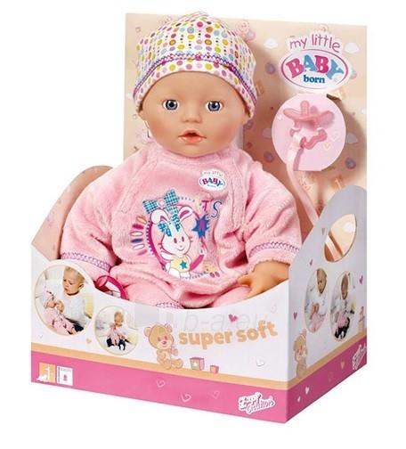 820995 Кукла Zapf Creation my little Baby born Бэби Борн Пупс с соской Paveikslėlis 1 iš 2 250710901399