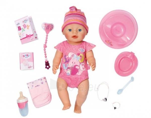 822005 / 819197 NEW 2016 Zapf Creation Baby Born lėlė Girl NEW Paveikslėlis 2 iš 6 310820052212