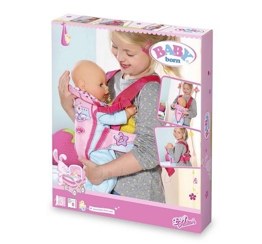 822234 nešyklė lėlei Baby Born Zapf Creation Paveikslėlis 1 iš 3 310820022707