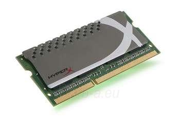 8GB 1600MHZ DDR3 NON ECC CL9 SODIMM KIT2 Paveikslėlis 1 iš 1 250255110737