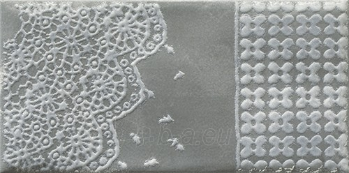9.8*19.8 MOLI NERO INS D, dekoruota tile Paveikslėlis 1 iš 1 310820029689