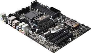 ASROCK AM3+ 970 DDR3 USB3 SATA6 GBE ATX Paveikslėlis 1 iš 1 250255050177