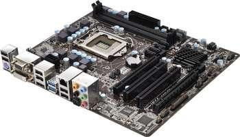 ASROCK S1155 H77 DDR3 SATA6 USB3 MATX Paveikslėlis 1 iš 1 250255050217