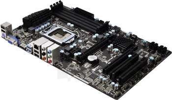 ASROCK S1155 Z77 4DDR3 USB3 SATA6 CF ATX Paveikslėlis 1 iš 1 250255050226