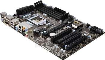 ASROCK S1155 Z77 DDR3 USB3 SATA6 ATX Paveikslėlis 1 iš 1 250255050228