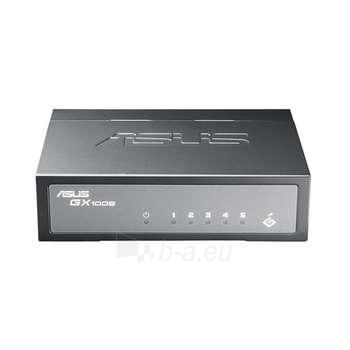 ASUS GX 1005 V3 GIGABIT SWITCH Paveikslėlis 1 iš 1 250255080077