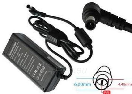 Adapteris POWERMAX NB AD. FSC 19V 3.16A 6.0X4.4 Paveikslėlis 1 iš 1 250254200014
