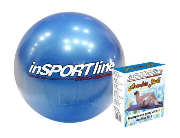 Aerobikos kamuolys inSPORTline Paveikslėlis 1 iš 6 250620200045