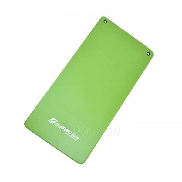 Aerobikos kilimėlis inSPORTline Aero, žalias Paveikslėlis 1 iš 1 250620500009