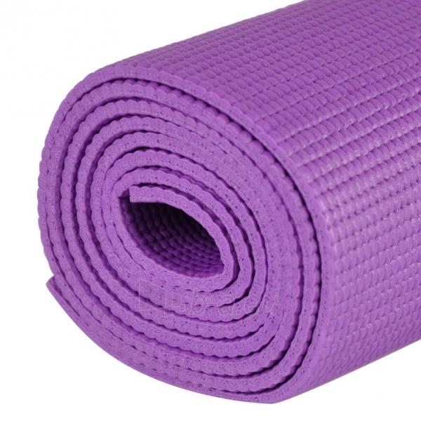 Aerobikos kilimėlis inSPORTline Yoga, rožinis Paveikslėlis 3 iš 7 250620500020